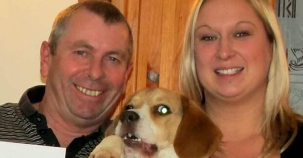 Девушка завела щенка, но не могла гулять с ним из-за лишнего веса. Но пёс помог ей похудеть на 45 килограммов!