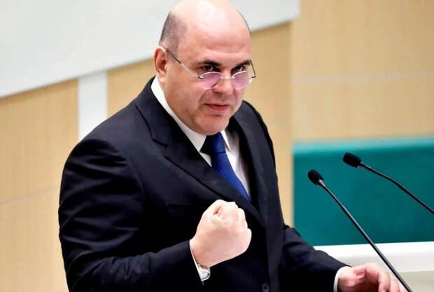Жириновский: Михаил Мишустин может стать новым Столыпиным