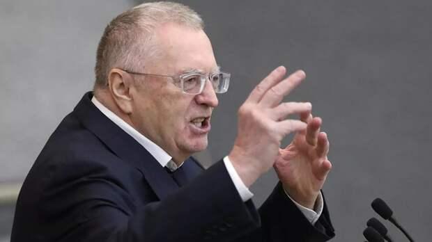 Пресс-служба ЛДПР прокомментировала раздачу Жириновским денег в Москве