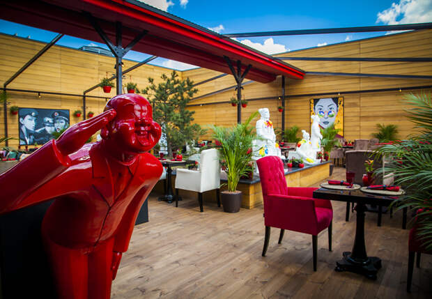 Рестораны Москвы открывают веранды