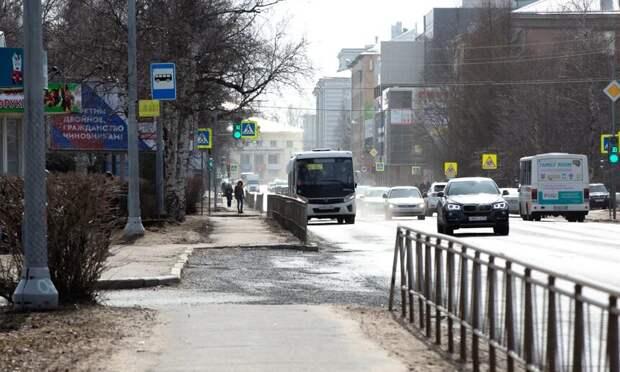 +6°С и солнце: 18 апреля в Архангельске будет хорошая погода