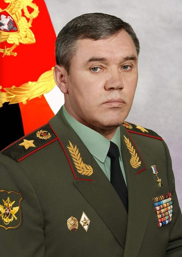 Герасимов предупредил о подготовке НАТО к масштабному конфликту