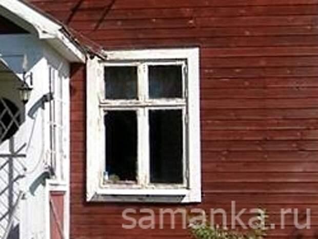 Как отремонтировать старое окно