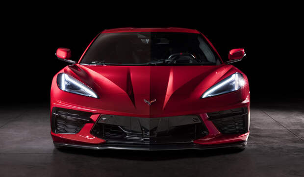 Chevrolet Corvette Stingray 2020 обзор
