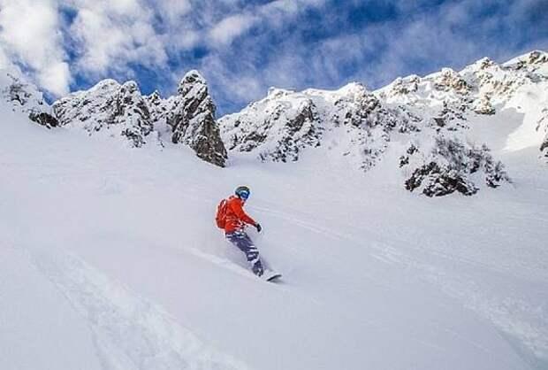 На двух сочинских горнолыжных курортах закрывается зимний сезон