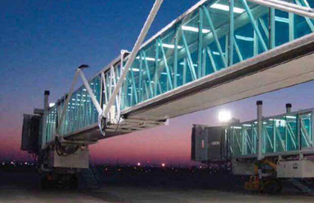 Телетрап ThyssenKrupp Apron Drive Crystal Bridge