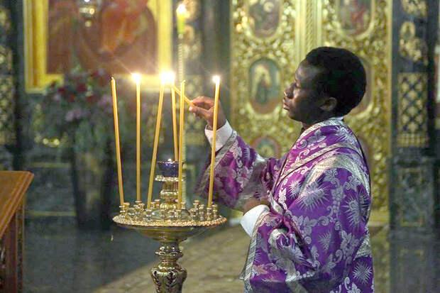 Как суданец стал православным священнослужителем в России