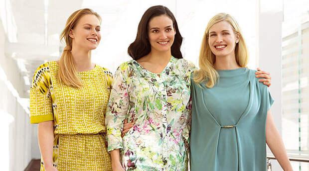 Лучшие фасоны платьев дляполных, или что носить девушкам размера plus-size