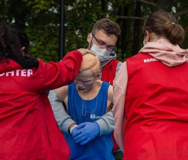 Два волонтера-медика из Удмуртии выиграли гранты