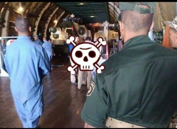 Алжир получил первую пару боевых вертолетов Ми-28НЭ