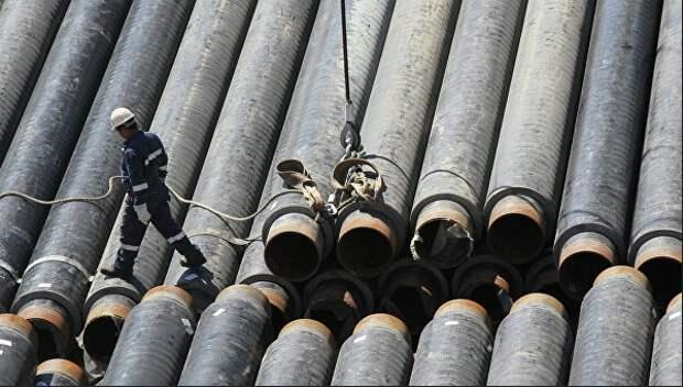 """""""Газпром"""" окончательно перешел на закупку отечественных труб"""