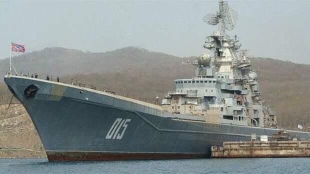 Атомный крейсер «Адмирал Лазарев» — нелёгкая судьба советского гиганта