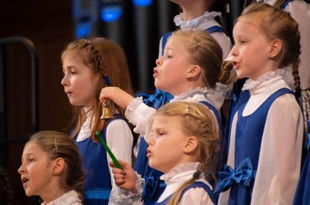 В детской хоровой школе на Дежнёва пройдут вступительные прослушивания