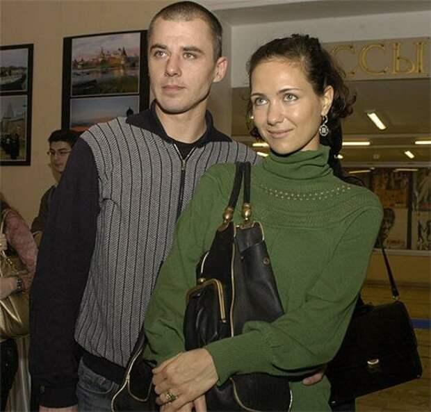 Екатерина Климова с Игорем Петренко. Фотография с сайта womanhit.ru