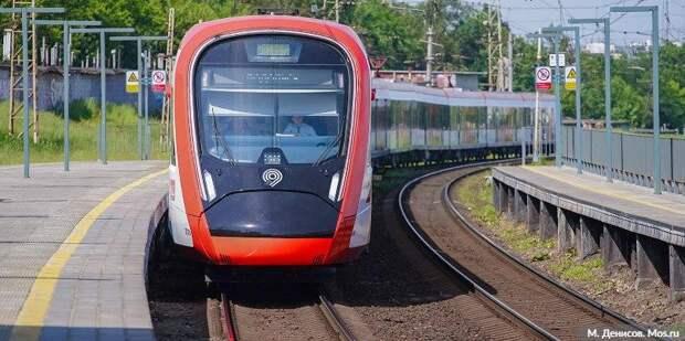 Собянин и Воробьев утвердили стратегию развития транспорта в Московском регионе. Фото: М. Денисов mos.ru
