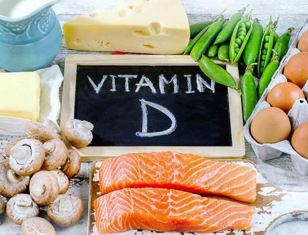 Недостаток витамина D негативно сказывается на функциях мышц