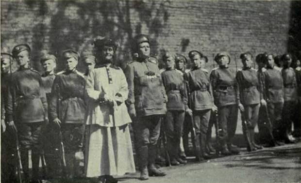 Мария Бочкарёва, русская Жанна д'Арк