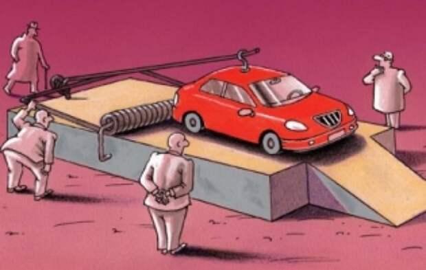 Как не надо продавать машину. Или развод автосалона который почти смог...