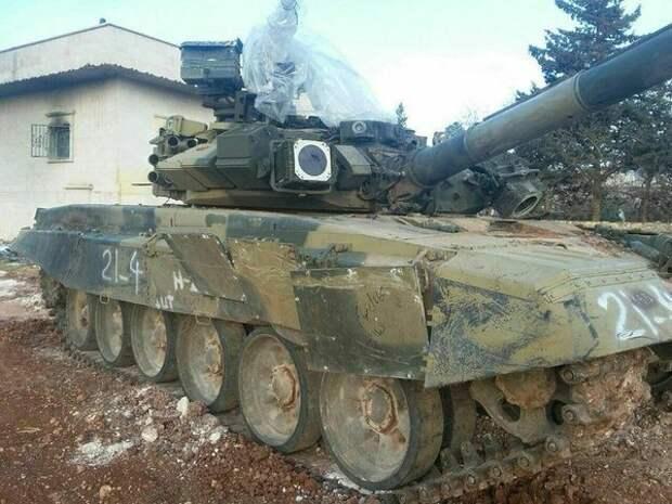 Тот самый Т-90