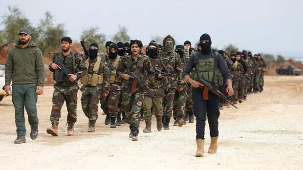 Сирия – Карабах – Северный Кавказ: Турция прочерчивает террористическую дугу