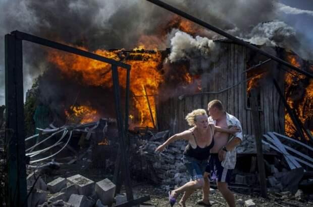 ВСУ обрушили наДонецк более сотни ударов, в ДНР есть потери
