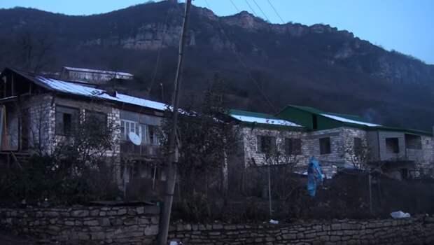 Минобороны Азербайджана показало на видео освобожденные села Ходжавендского района