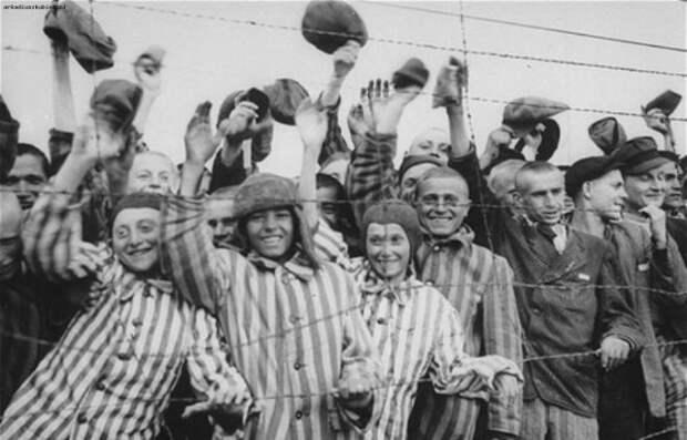Уроки Истории: SOS из Бухенвальда...