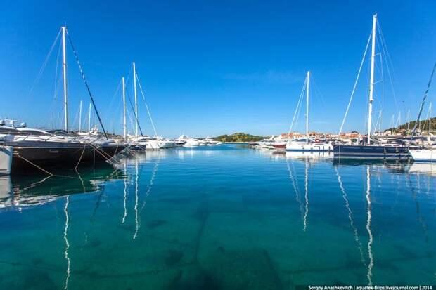 Трибухонь — скромный, но беспредельно милый хорватский городок