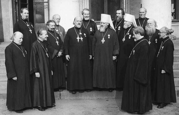 Как Русская православная церковь помогла Красной Армии победить нацистов