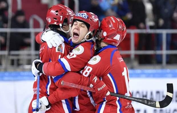 Сборная по хоккею показала блестящий результат на чемпионате мира