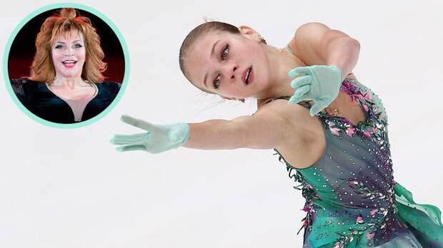 Бестемьянова: «У Трусовой только начинает проявляться проникновенное катание. Ее мастерство растет»