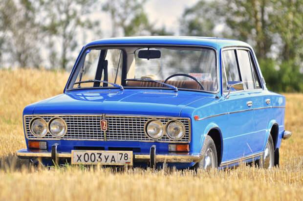 Машина должна была выглядеть, как и любая другая в стране. ¦Фото: ya.ru.