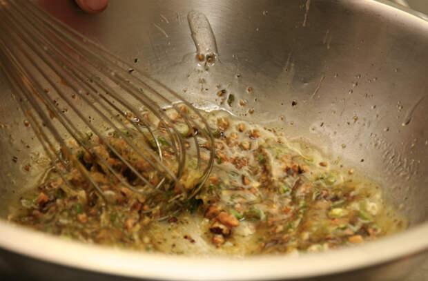 Овощи на гриле тают во рту: добавляем вкуса с помощью соуса