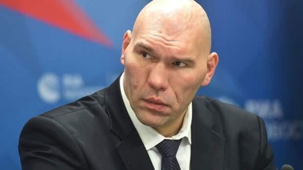Валуев о запрете BLM на Олимпиаде: решение МОК вынужденное