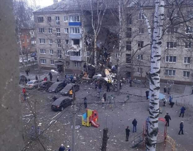 Число погибших при взрыве газа в Орехово-Зуево увеличилось до двух человек