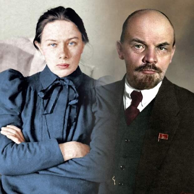 Надежда и Владимир