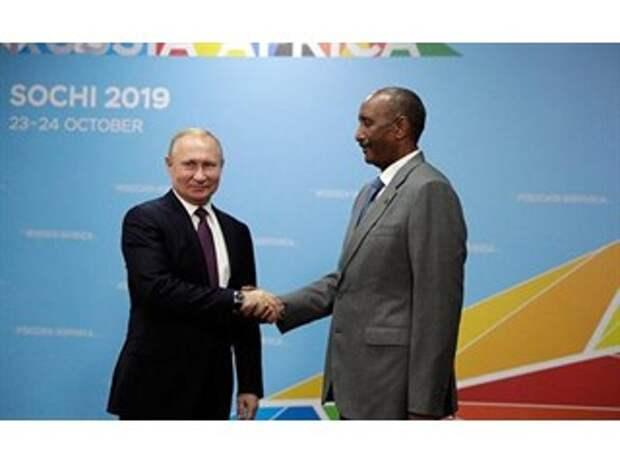 World Politics Review (США): военно-морская база в Судане откроет России долгожданный путь в Красное море