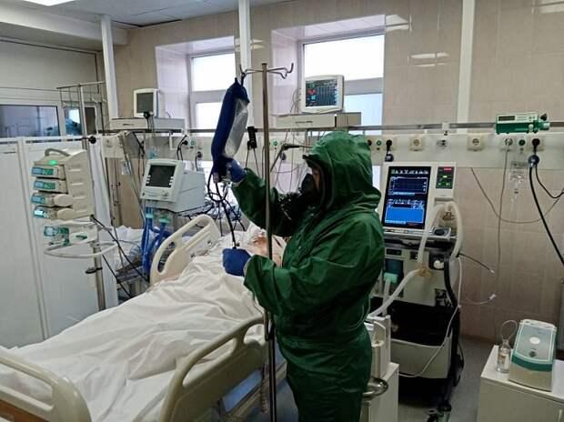 Три пациента с COVID-19 умерли на Кубани