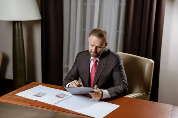Предприниматель и меценат Сергей Янчуков уверен, добрые дела дают силы на новые свершения