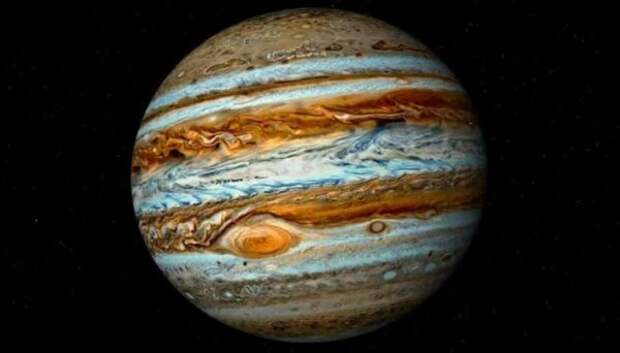 Юпитер - 10 интересных фактов о самой большой планете