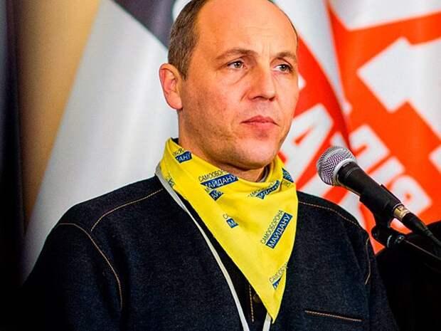 СМИ: спикер Верховной рады выступает за визовый режим с Россией