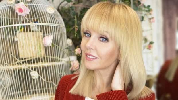 Певица Валерия заподозрила мужа Анны Нетребко в участии в шоу «Маска»