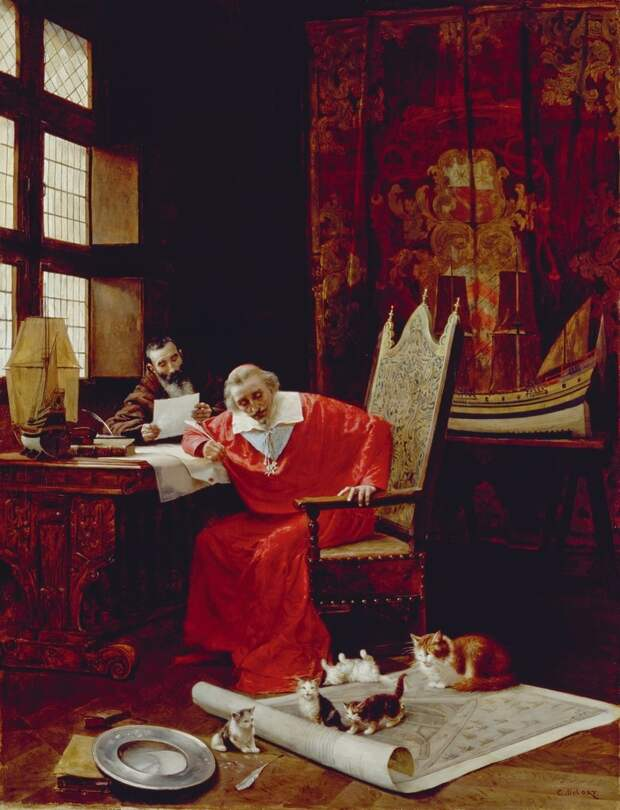 Ришелье или Ришельё: интересные факты о великом кардинале