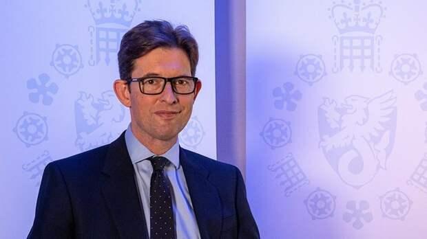 Новый глава британской контрразведки назвал Россию «враждебно настроенным государством»