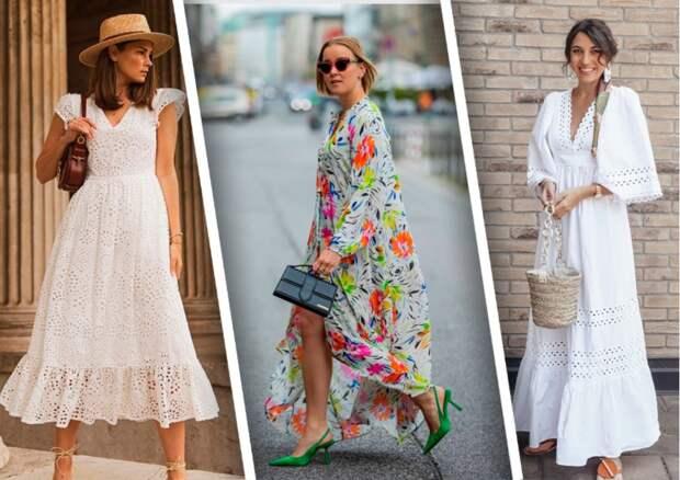 Лучший выбор для лета: это платья, в которых вы соберете многочисленные комплименты