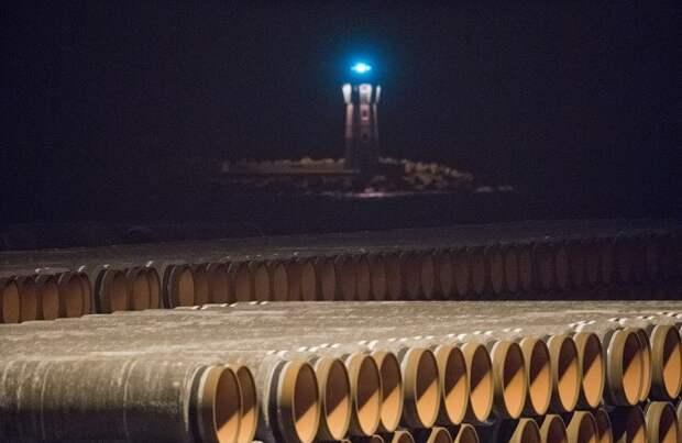 Цены на газ в Европе бьют рекорды