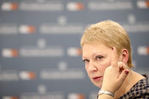 Ольга Васильева рассказала о школьных нововведениях
