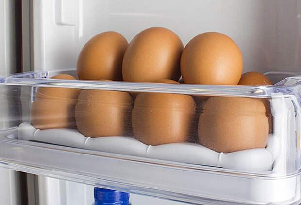 Почему в Европе не хранят яйца в холодильнике