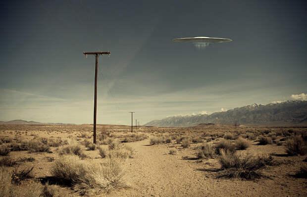 Что можно увидеть в видеороликах, после которых Пентагон признал существование инопланетян