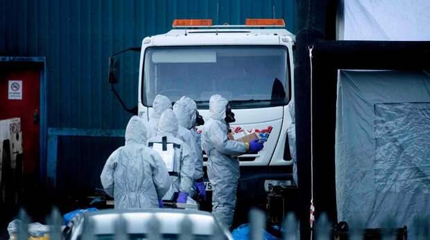Российский дипломат вызван в МИД Британии по делу Скрипалей